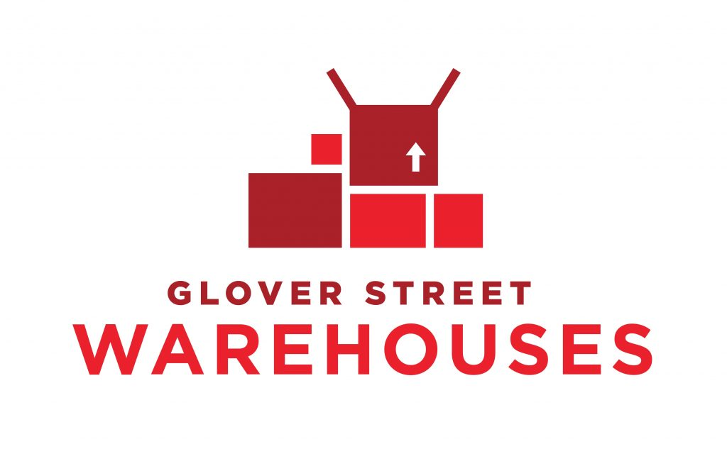 logo for Glover Street Warehouses