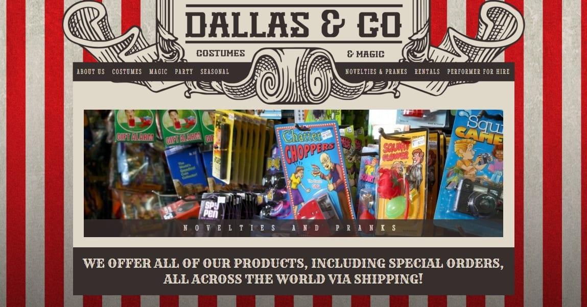 Spotlight: Dallas & Co    ThirdSide Inc