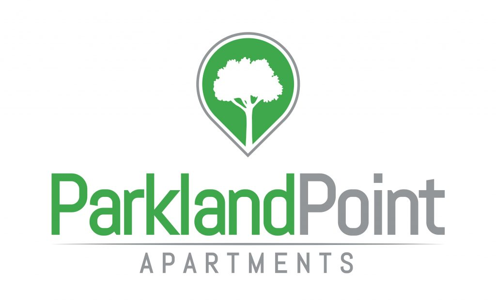 logo for Parkland Point Apartments