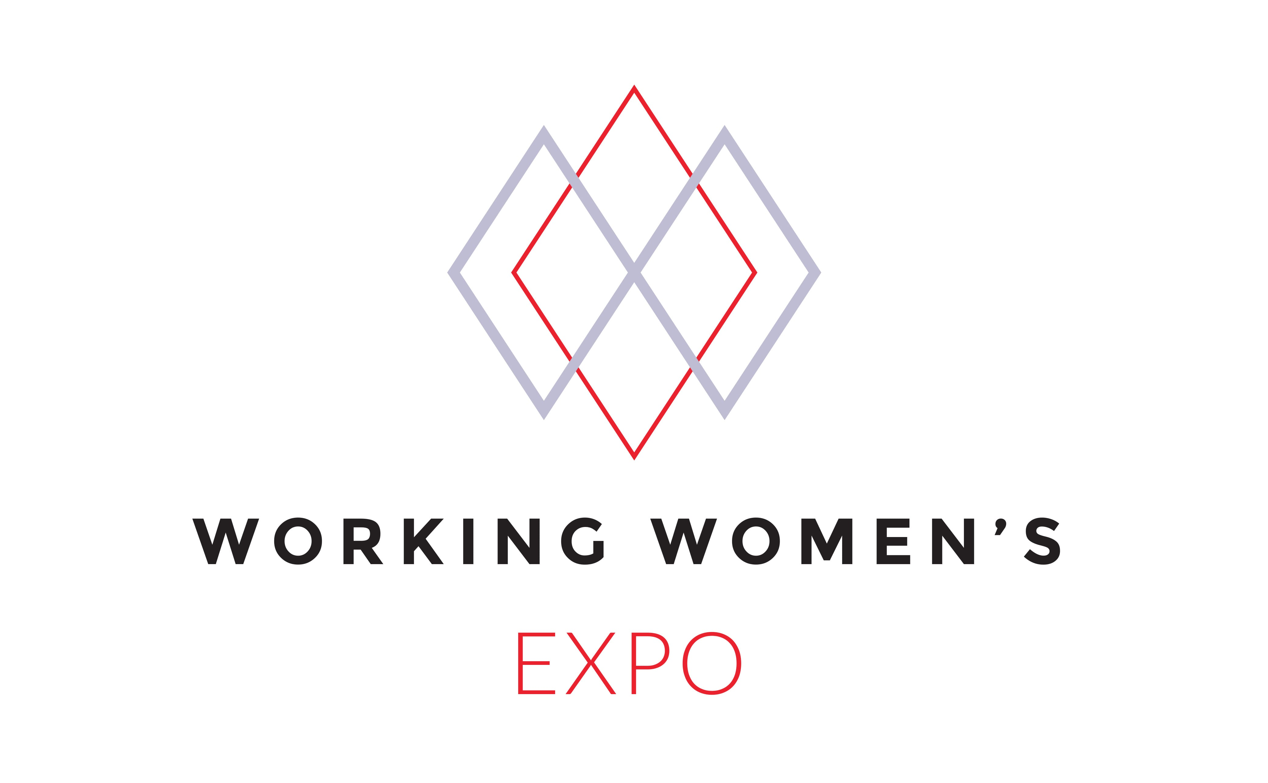 logo for Working Women's Expo