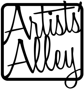 Artists' Alley logo