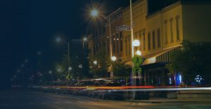 Downtown Champaign, Illinois