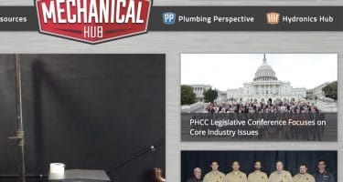 Mechanical Hub website is designed for growth