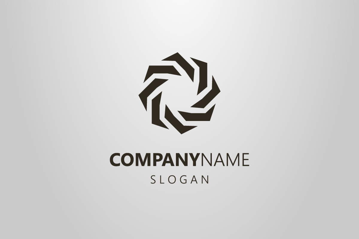 generic template based logo design