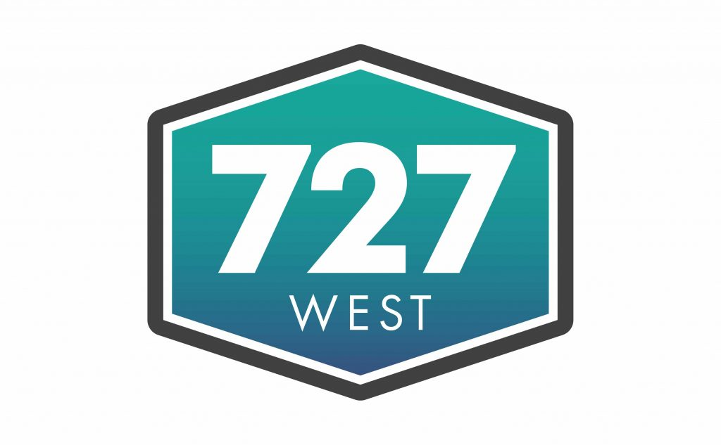 logo for 727 West