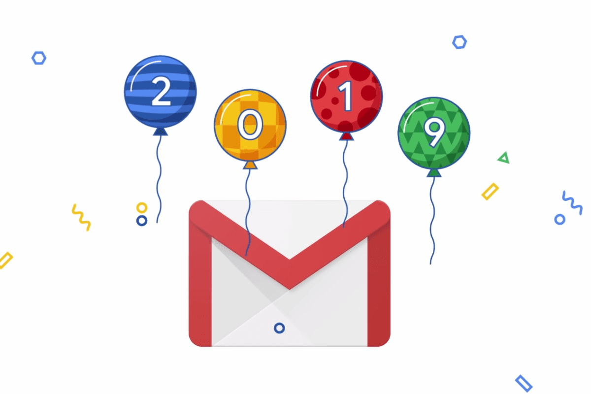 gmail birthday