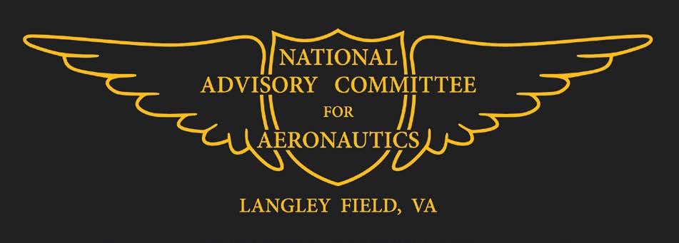 National Advisory Committee for Aeronautics word logo